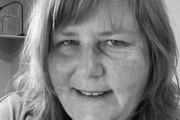 Headshot of staff member Gillian Monk
