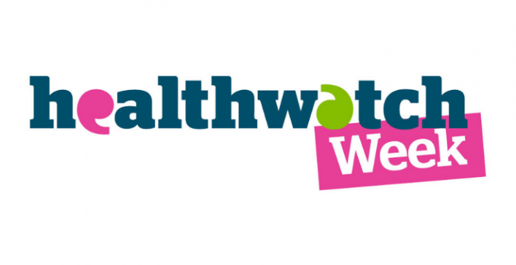 Healthwatch Week 2020 logo