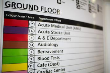 Hospital department