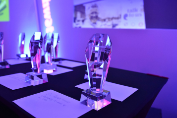 Awards from Healthwatch Conference