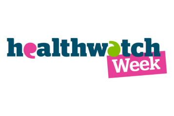 Healthwatch Week 2020 logo